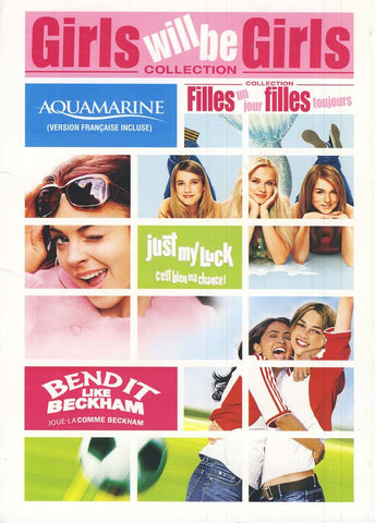 Girls Will Be Girls Collection (Bilingual) (Boxset) DVD Movie