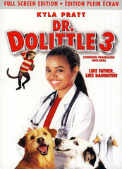 Dr. Dolittle Triple Feature (Fullscreen) (Bilingual) (Boxset)
