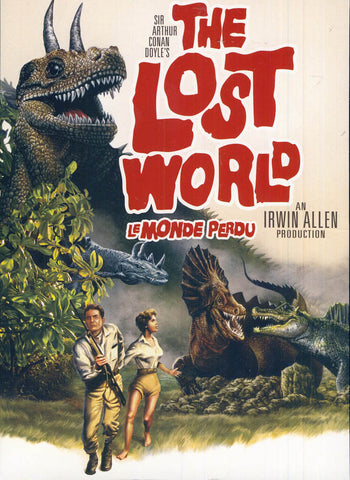 The Lost World (Sir Arthur Conan Doyle's) (Bilingual) DVD Movie