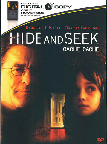 Hide And Seek (Cache- Cache) (Bilingual) DVD Movie