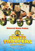 Super Troopers (DVD + Blu-ray) (Superpatrouille) (Blu-ray)(Bilingual) BLU-RAY Movie