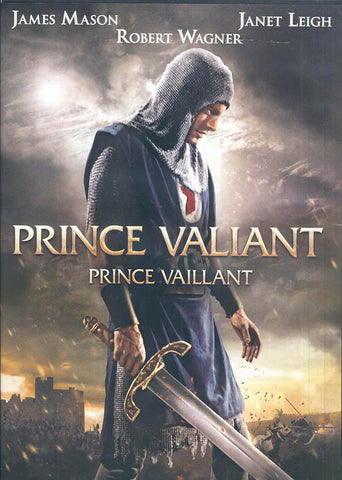 Prince Valiant (Prince Vaillant)(Bilingual) DVD Movie