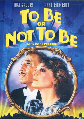 To Be or Not to Be (Etre Ou Ne Pas Etre) DVD Movie