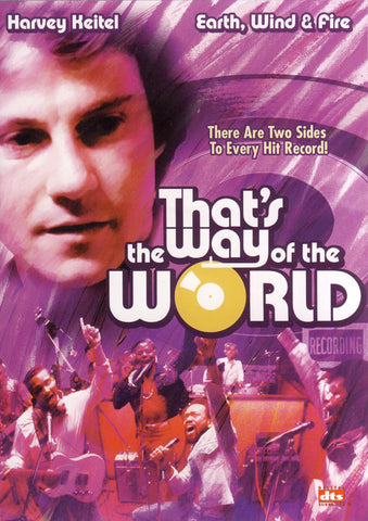 That's the Way of the World DVD Movie