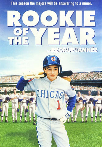 Rookie of the Year (Le Recrue De L annee) DVD Movie