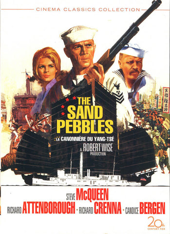 Sand Pebbles (Cinema Classics Collection)(Bilingual) DVD Movie