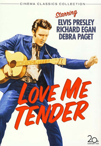 Love Me Tender (Cinema Classics Collection) DVD Movie