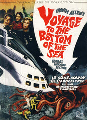 Voyage To The Bottom Of The Sea (Bilingual)