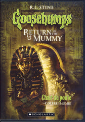 Goosebumps:Return Of The Mummy (Chair De Poule - La Colere De La Momie)