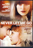 Never Let Me Go (Aupres De Moi Toujours) (Bilingual) DVD Movie