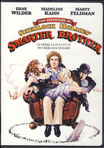 The Adventures of Sherlock HolmesSmarter Brother (Bilingual) DVD Movie