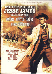 The True Story Of Jesse James (Le Brigand Bien- Aime) (Cinema Classics Collection)