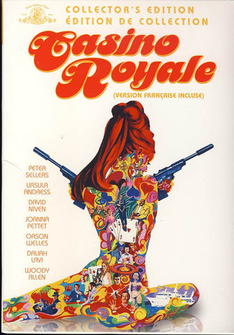Casino Royale (40th Anniversary Collector s Edition) (MGM) (Bilingual) DVD Movie