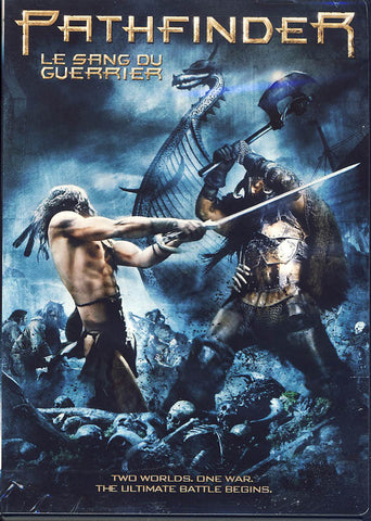 Pathfinder (Le Sang Du Guerrier)(bilingual) DVD Movie