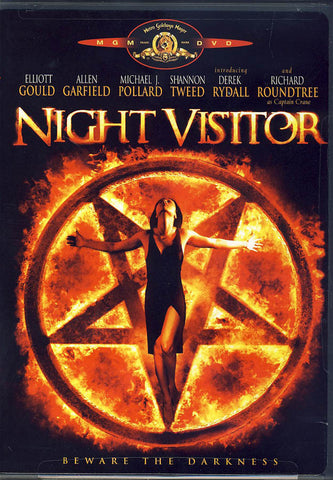 Night Visitor DVD Movie