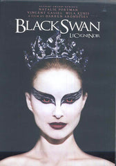 Black Swan (Le Cygnenoir) (black front cover)