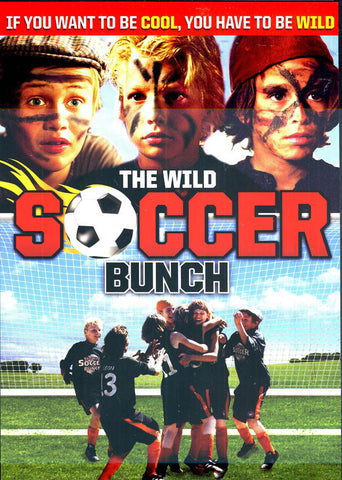 The Wild Soccer Bunch DVD Movie