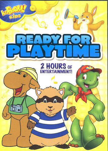 kaBOOM! - Ready for Playtime DVD Movie