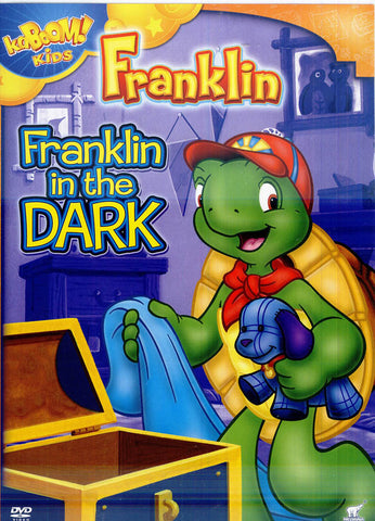 Franklin - Franklin In The Dark DVD Movie