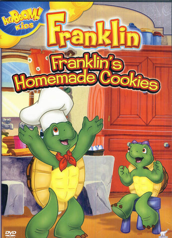 Franklin - Franklin s Homemade Cookies (Phase 4) DVD Movie