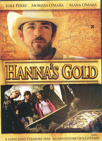 Hanna's Gold DVD Movie