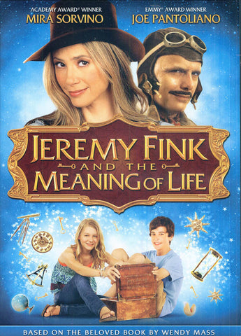 Jeremy Fink And The Meaning of Life DVD Movie