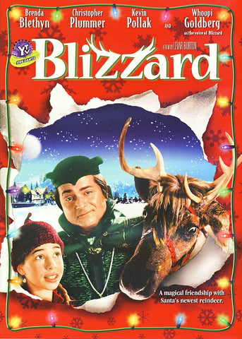 Blizzard (Bilingual) DVD Movie