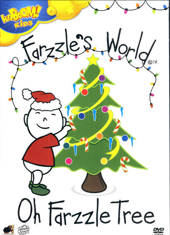 Farzzle s World - Oh Farzzle Tree DVD Movie