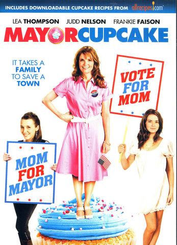 Mayor Cupcake DVD Movie