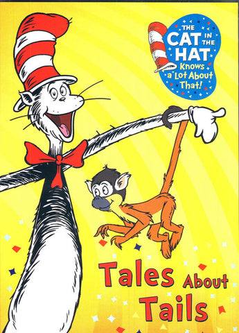 The Cat in the Hat Knows A Lot About That! Tales About Tails DVD Movie