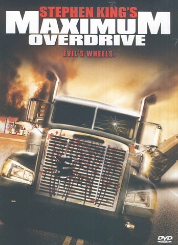 Maximum Overdrive DVD Movie