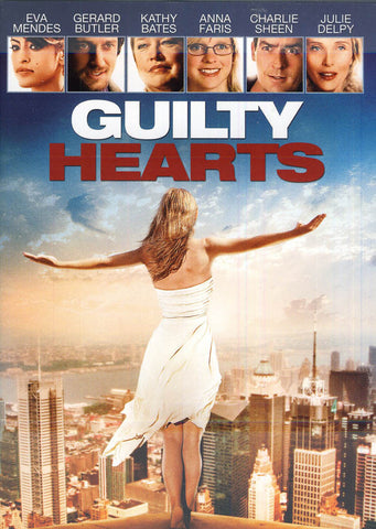 Guilty Hearts DVD Movie