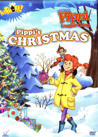 Pippi Longstocking - Pippi s Christmas DVD Movie