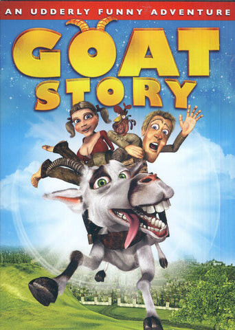 Goat Story DVD Movie