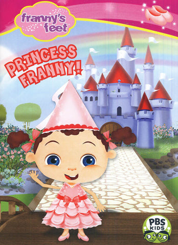 Franny s Feet - Princess Franny DVD Movie