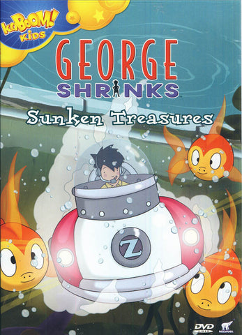George Shrinks - Sunken Treasures DVD Movie