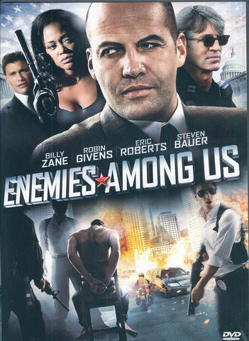 Enemies Among Us DVD Movie