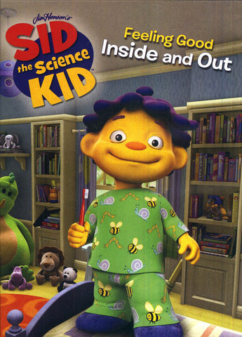 Sid the Science Kid - Inside and Out DVD Movie