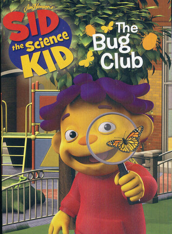 Sid the Science Kid - The Bug Club DVD Movie