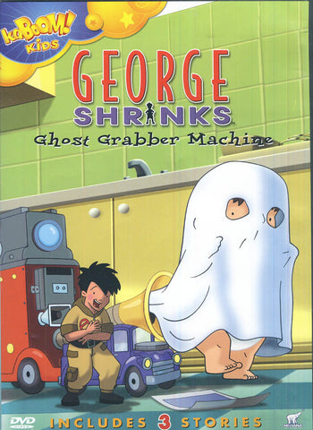 George Shrinks - Ghost Grabber Machine DVD Movie