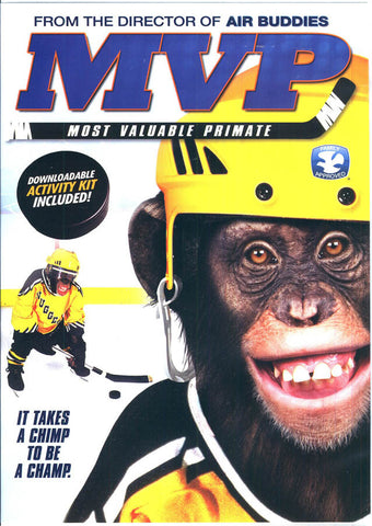 MVP - Most Valuable Primate DVD Movie