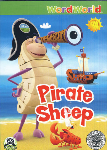 WordWorld - Pirate Sheep DVD Movie