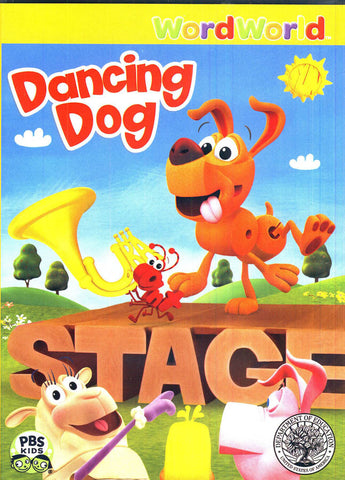 WordWorld - Dancing Dog DVD Movie
