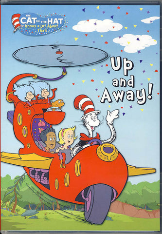 The Cat in the Hat Knows a Lot About That - Up And Away DVD Movie
