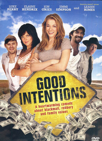 Good Intentions DVD Movie