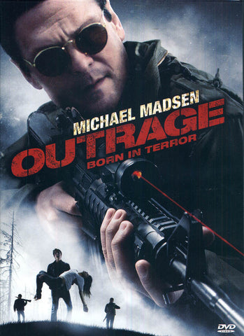 Outrage - Born in Terror DVD Movie
