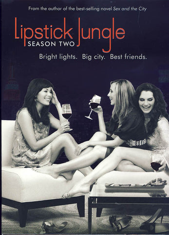 Lipstick Jungle - Season Two DVD Movie