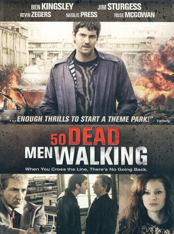 50 Dead Men Walking DVD Movie