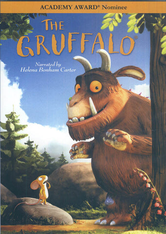 The Gruffalo DVD Movie