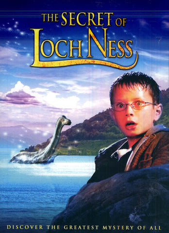 The Secret of Loch Ness DVD Movie